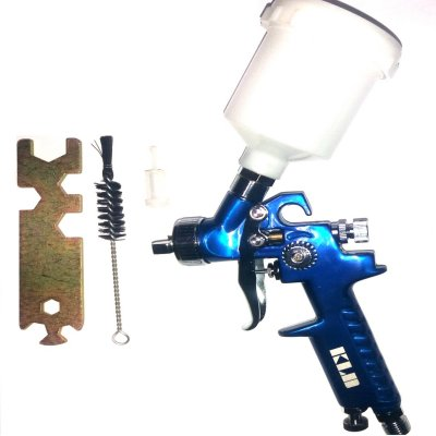 KLD 3026 HVLP SPRAY GUN 125 ml Pistola de pintar