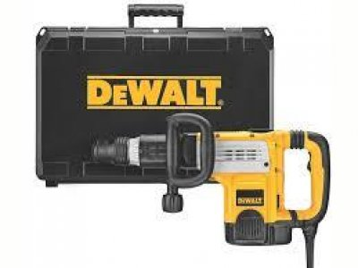 DEWALT D25891K MARTILLO DEMOLEDOR SDS MAX