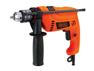 TALADRO PERCUTOR  BLACK+DECKER  HD555