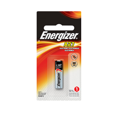 Energizer®  A27 Batteries