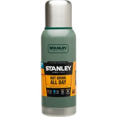 STANLEY TERMO ADVENTURE 739 ML. - VERDE